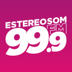Rádio Estereosom FM 99.9 FM Brazil, Limeira