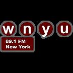 WNYU-FM 89.1 FM USA, New York