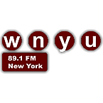 WNYU-FM 89.1 FM USA, New York