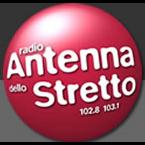 Radio Antenna Dello Stretto Messina 102.8 FM Italy, Veneto