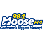 98 1 Moose FM 98.1 FM Canada, Cochrane