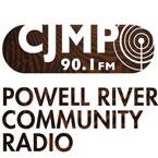 CJMP 90.1 FM Canada, Powell River