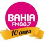 Rádio Bahia FM 88.7 FM Brazil, Salvador