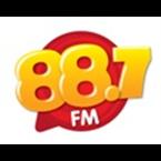 Rádio  88.7 FM 88.7 FM Brazil, Novo Hamburgo