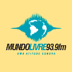 Rádio Mundo Livre FM 93.9 FM Brazil, Curitiba