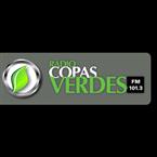Rádio Copas Verdes FM 101.3 FM Brazil, Prudentopolis