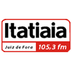 Rádio Itatiaia FM (Juiz de Fora) 105.3 FM Brazil, Juiz de Fora