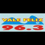 Rádio Vale Feliz 96.3 FM Brazil, Feliz