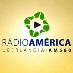 Rádio América AM 580 AM Brazil, Uberlândia