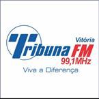 Rádio Tribuna FM (Vitória) 99.1 FM Brazil, Vitória