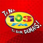 Rádio 103 FM (Aracaju) 103.1 FM Brazil, Aracaju