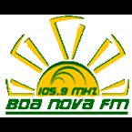 Radio Boa Nova 105.9 FM Brazil, Nova