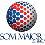 Rádio Som Maior FM 100.7 FM Brazil, Criciúma