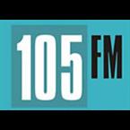 Radio 105 FM 105.0 FM Brazil, Mossoró