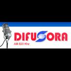 Rádio Difusora AM 820 AM Brazil, Rio Branco
