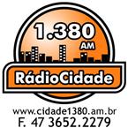 Rádio Cidade 1380 AM Brazil, Itaiópolis