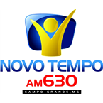 Rádio Novo Tempo 630 AM Brazil, Campo Grande