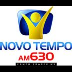 Rádio Novo Tempo (Campo Grande) 630 AM Brazil, Campo Grande
