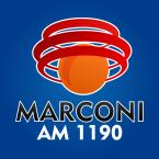 Rádio Marconi AM 1190 AM Brazil, Paraguaçu Paulista