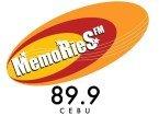 Memories FM Cebu 89.9 FM Philippines, Cebu City