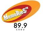 Memories FM Cebu 89.9 FM Philippines, Cebu