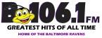 B106.1 93.9 FM USA, Seaford