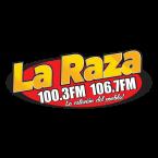La Raza 106.7fm 100.3 FM USA, Dover