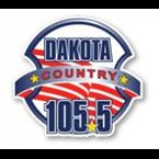 Dakota 105.5 KMOM 105.5 FM United States of America, Roscoe