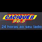 Rádio Cacique FM 96.5 FM Brazil, Sorocaba