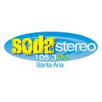 Soda Stereo 105.3 FM El Salvador, Santa Ana