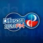 Rádio Difusora Platinense 1050 AM Brazil, Curitiba