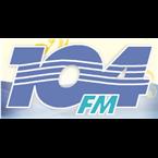 Rádio 104 FM 104.7 FM Brazil, Natal
