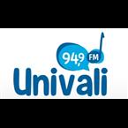 Rádio Univali FM 94.9 FM Brazil, Itajaí