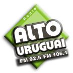 Rádio Alto Urugual AM 92.5 FM Brazil, Porto Alegre