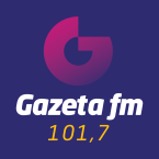 GAZETA FM 101.7 FM Brazil, Santa Cruz do Sul
