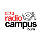 Radio Campus Tours 99.5 FM France, Tours