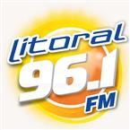 Rádio Litoral FM 96.1 FM Brazil, Caruaru