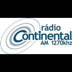 Rádio Continental 1270 AM Brazil, Campos dos Goytacazes