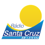 Rádio Santa Cruz AM 1410 AM Brazil, Santa Cruz