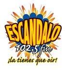 Escándalo FM 107.3 FM Dominican Republic, Santo Domingo de los Colorados