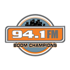 Boom Champions 94.1 94.1 FM Trinidad and Tobago