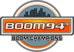 Boom Champions 94.1 94.1 FM Trinidad and Tobago, Port of Spain