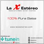 La X Estereo - Salsa Radio United States of America