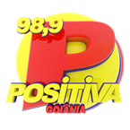 Rádio Positiva FM 98.9 FM Brazil, Goiânia
