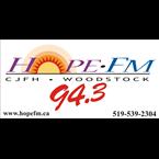 Hope FM 94.3 FM Canada, Woodstock