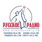 Russkoe Radio 103.6 FM Estonia