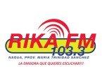 Rika FM 103.3 FM Dominican Republic, Nagua