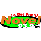 Novel 93 FM 93.9 FM Dominican Republic, Bonao