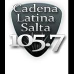 Cadena Latina Salta 105.7 FM Argentina, Salta