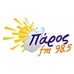 Paros FM 98.5 FM Greece, Greek Islands